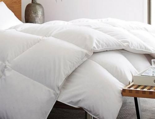 Como cuidar tu almohada y acolchado